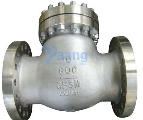 what is a swing check valve swing check valve yaang