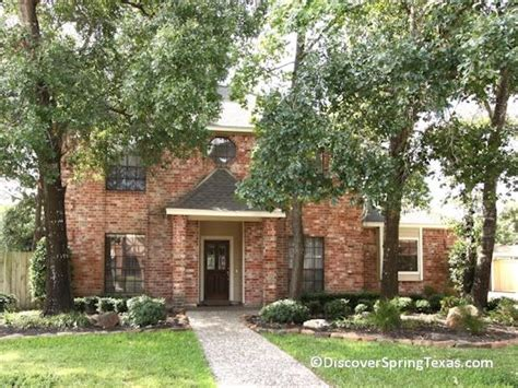 houses for sale in spring tx cypresswood homes for sale real estate spring texas subdivisions spring texas real