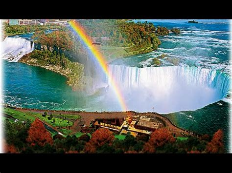toy boat over waterfall niagara falls canada frozen documentary hd 1080p maid of