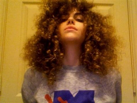 river song hair i ll try anything once huge like really huge hair