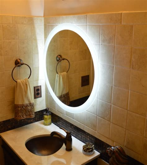 lighted bathroom wall mirror large lighted bathroom wall mirror large dmdmagazine home
