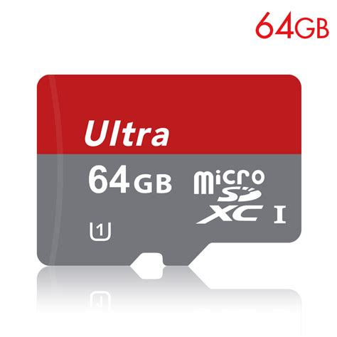 Micro Sd 16gb Class 10 Jogja micro sd card 64gb class 10 memory card microsd sd card 16gb 32gb tf card 64gb real capacity