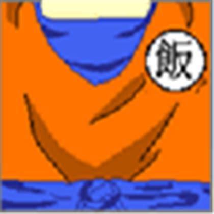 imagenes de goku roblox goku front shirt roblox