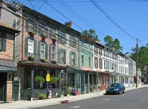 Houses In Nj by Row Houses In Lambertville Nj Picture Of Lambertville