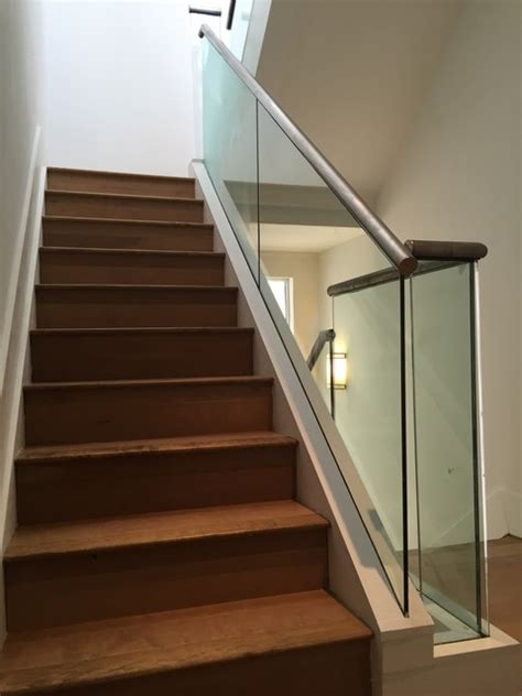Interior Railing Systems by Interior Glass Railing Systems