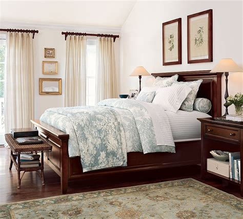 bedroom pottery barn home bedrooms
