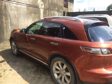 infiniti fx35 2006 for sale infiniti fx35 2006 warri for sale 1 8m autos nigeria