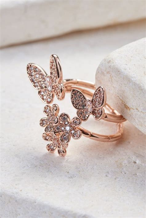 Best 25  Butterfly ring ideas on Pinterest   Beautiful