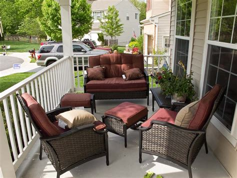 patio and porch furniture make your porch appealing with front porch