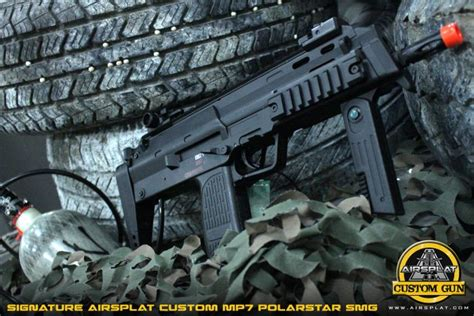 Airsoft Giveaway - airsplat gun giveaways custom mp7 more popular airsoft