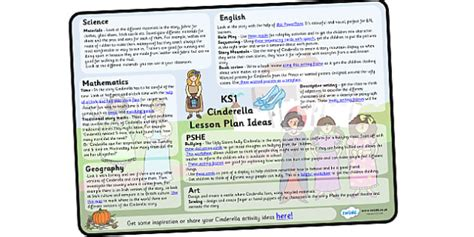 new year lesson plans ks1 cinderella lesson plan ideas ks1 cinderella lesson plan