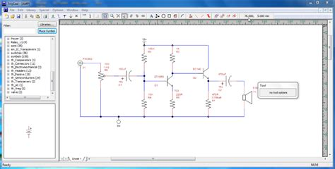 electronic circuit design software open source wiring