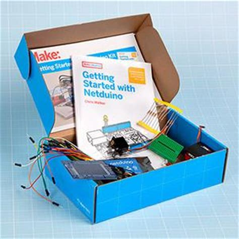 Maker Shed Kits by Microcontroller Kit Microcontroller Kits Maker Shed