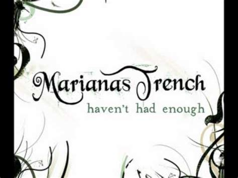 haven t haven t had enough marianas trench hd hq youtube