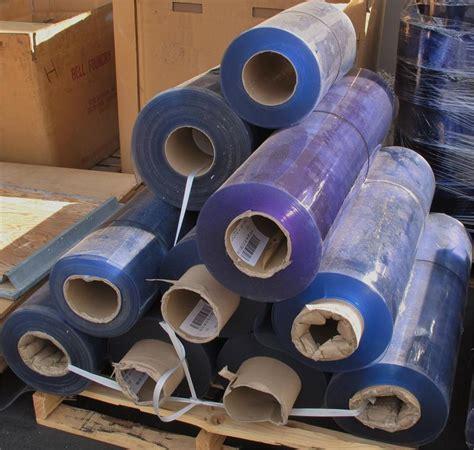 strip curtain roll 48 quot wide pvc strip curtain rolls 24 quot wide pvc rolls in