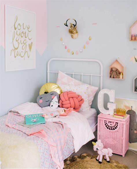 chambres filles 10 chambres de petites filles pastels mamans