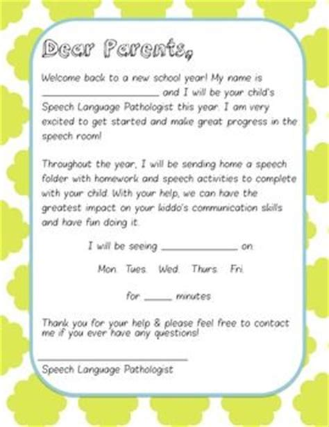 Introduction Letter Home To Parents Best 25 Introduction Letter Ideas On Parent Welcome Letters Student