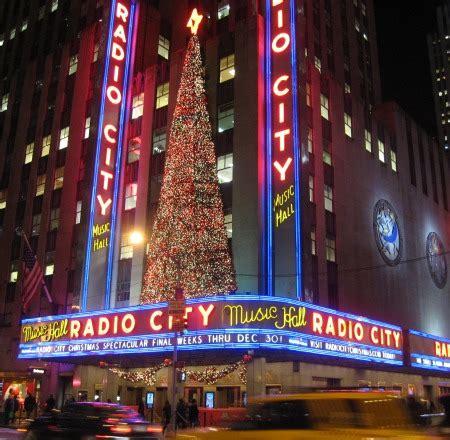 radio city new york city shows