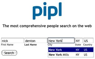 Pipl Email Search Pipl