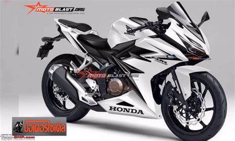 honda cbr latest version honda cbr250rr concept shown at tokyo edit production