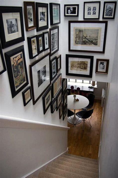 creative photo frame display ideas