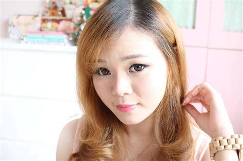 tutorial makeup korea simple youtube my simple korean makeup look tips and tutorial video
