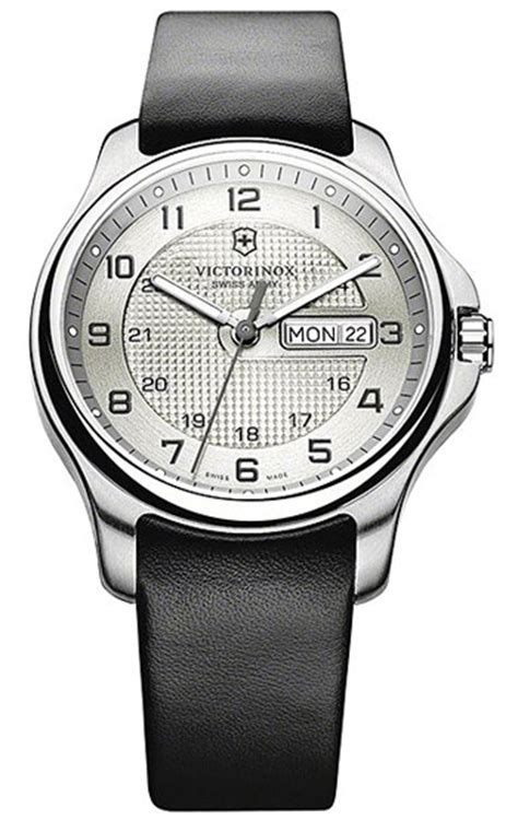 Swiss Army Day Date swiss army officers day date s model 241550