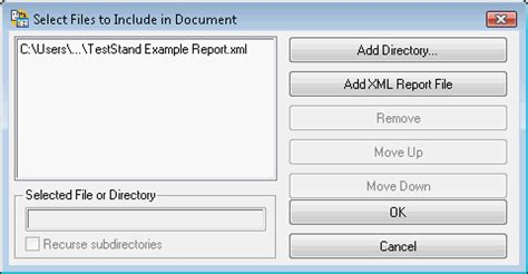 xml reports tutorial coupling ni requirements gateway with ni teststand