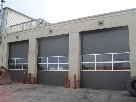 commercial overhead door styles door and window
