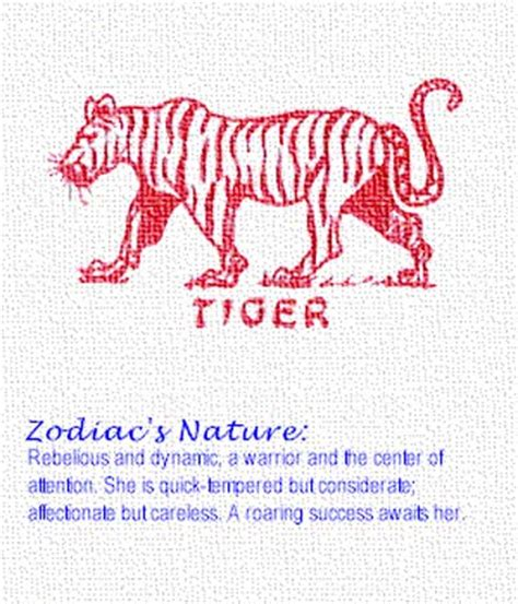 chinese zodiac tiger pictures pics images and photos for