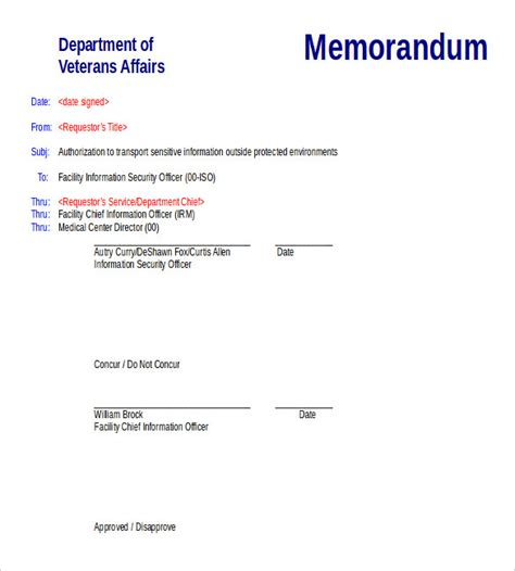 Memo Template In Word 2016 blank memo template 7 free word pdf documents