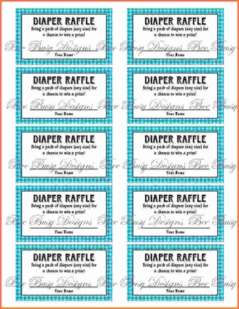 sle of raffle tickets templates 6 free printable raffle tickets template sales report