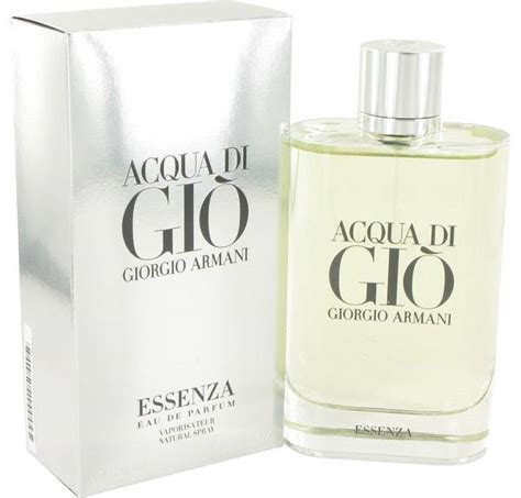 Parfum Original Acqua Di Gio acqua di gio essenza cologne for by giorgio armani