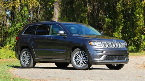 jeep grand cherokee 2017 summit 2017 jeep grand cherokee review all the suv i really need