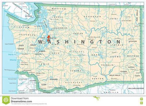 washington dc rivers map mapa de washington dc turismoeeuu