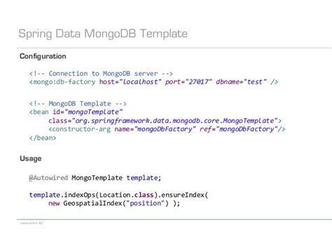 repository pattern mongodb c java persistence frameworks for mongodb