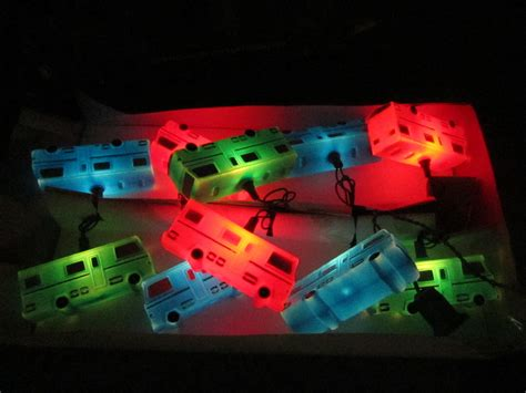 Free Ship Vintage Noma Cer Party Lights By Rv String Lights Outdoor