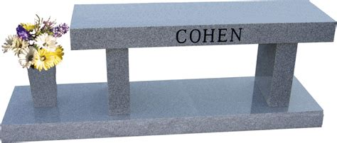 granite cemetery benches granite cemetery benches headstones grave markers mouments serving california