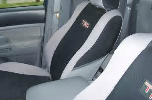 Seat Covers For Trucks Toyota Tacoma Toyota Tacoma Sport 2005 2008 Trd Seat Covers Pt218