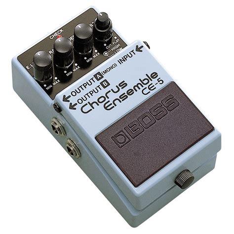 Efek Gitar Ce 5 Stereo Chorus Ensemble Pedal ce 5 chorus ensemble 171 guitar effect