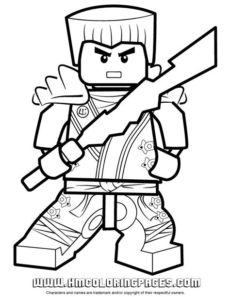 ninja cat coloring pages 24 best images about ninjago coloring on pinterest free