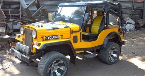 Mahindra Jeep Black Listed Riderz Mahindra Jeep Modified