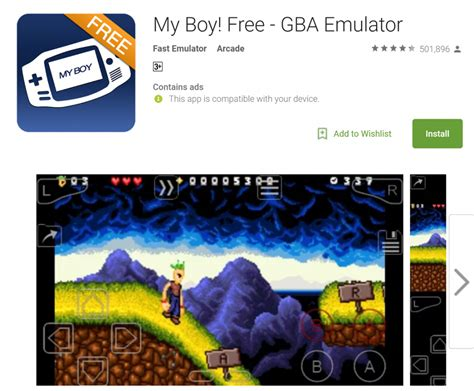 my boy roms for android what are the best gba roms android can run using the best boy emulator for android