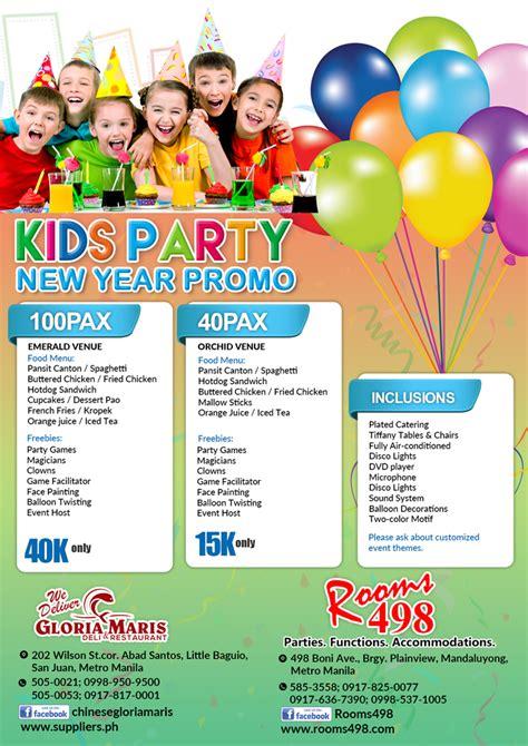 Kids Children Birthday Party Venue Rooms498