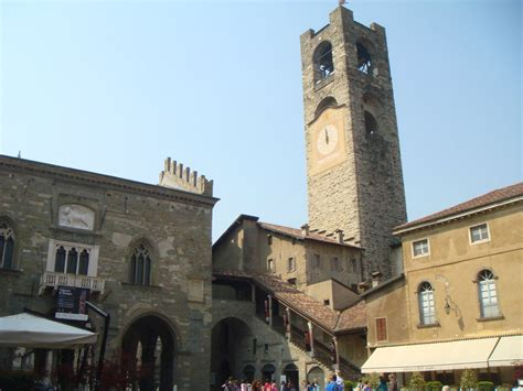 Bergamo I Stayed In An Painting by Bergamo Town By Mdc01957 On Deviantart