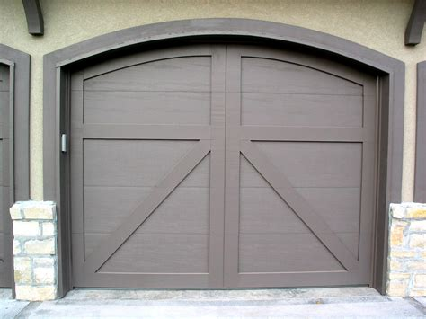 Garage Door Trim Decorative Garage Door Trim A Concord Overhead Door Kansas City