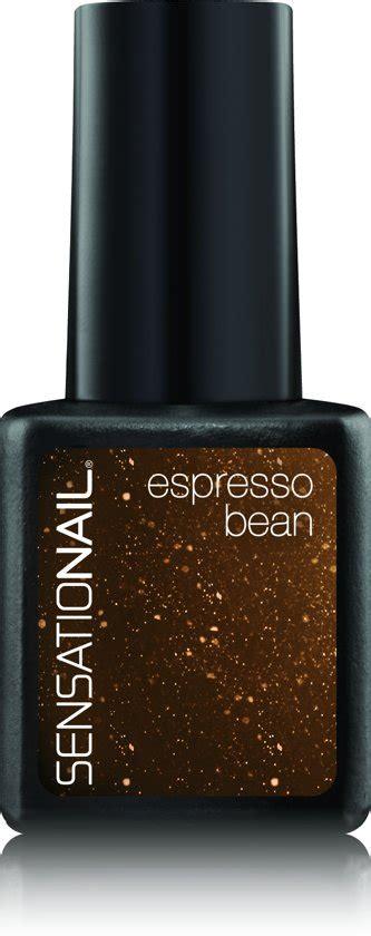 sensationail espresso bean bol sensationail gel polish espresso bean bruin