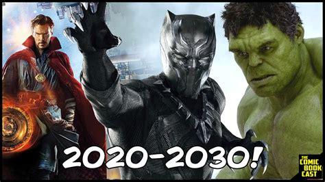 film disney marvel disney has plans for marvel films until 2030 youtube
