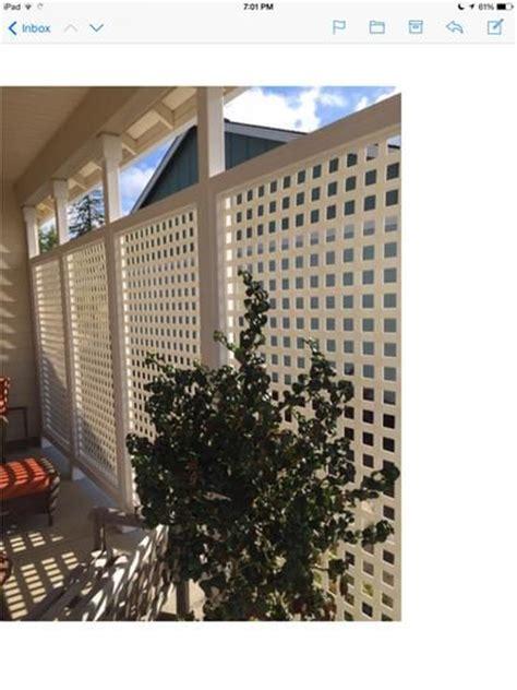 veranda lattice veranda 0 2 in x 96 in x 4 ft white vinyl square