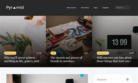22 best premium wordpress themes of august 2015 modern